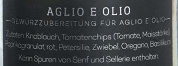 Aglio e Olio – original italienisches Rezept, 50gr -