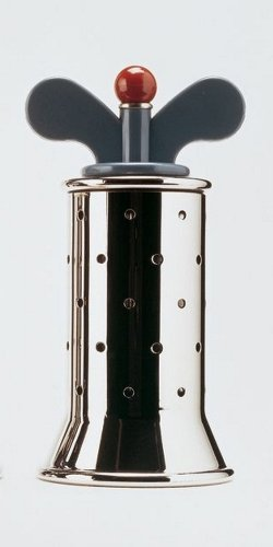 Alessi PEPPER MILL 9098 Light Blue by Alessi -