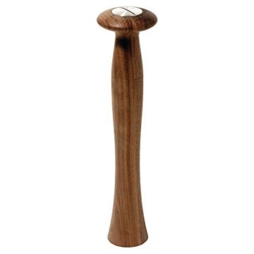 Alessi Pfeffermühle aus Nußbaumholz -