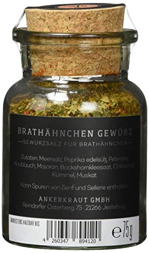 Ankerkraut Brathähnchen Gewürz -