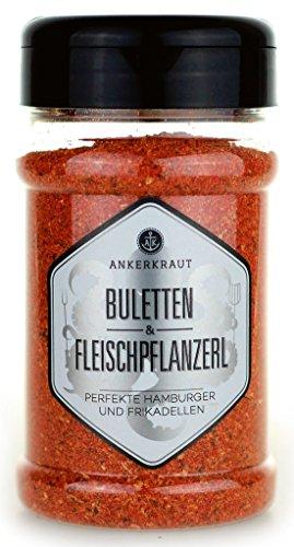Ankerkraut Buletten und Fleischpflanzerl im Steuer -