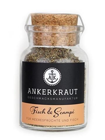 Ankerkraut – Fisch & Scampi Gewürz Gewürzmischung – 70g -