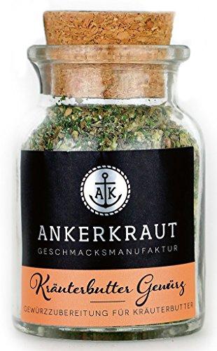 Ankerkraut - Kräuterbutter Gewürz Würzmischung - 60g -