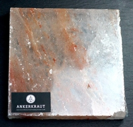 BBQ Salt Block, groß, 20x20x2,5cm -
