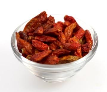 Birdseye Chili - sehr scharf -