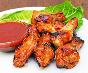 Bombay Chicken Wings -