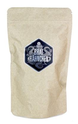 Brathähnchen Gewürz, 250gr im aromadichten Beutel -