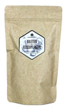 Buletten & Fleischpflanzerl (Frikadellen) Gewürz, 250 Gramm -
