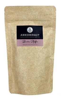 Bunter Pfeffer, 150gr im aromadichten Beutel -