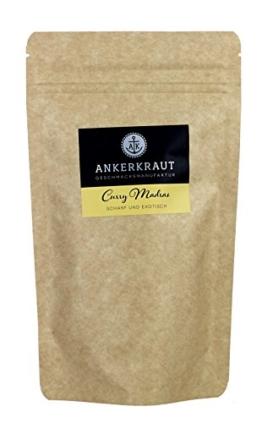 Curry Madras, 130gr im aromadichten Beutel -