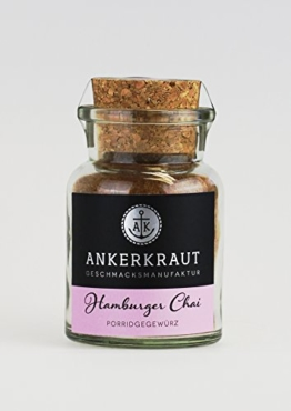Hamburger Chai - Porridgegewürz -
