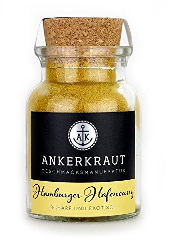 Hamburger Hafencurry, Curry ohne Salz -