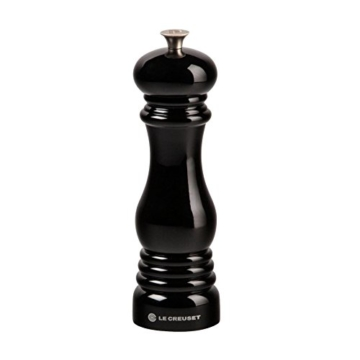 LeCreuset Pfeffermühle schwarz -