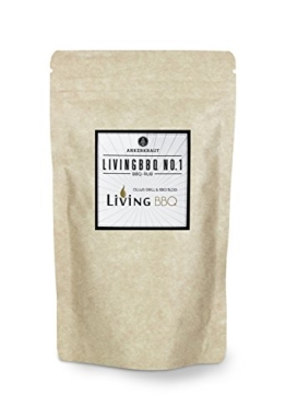 Living BBQ No. 1, BBQ Rub -