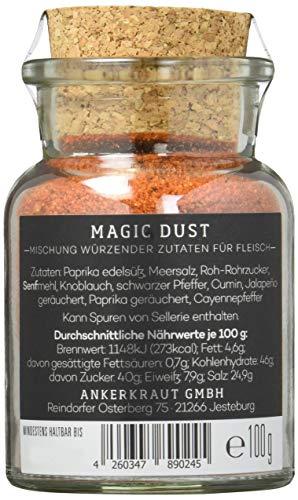 "Marinade ""Magic Dust"" – Grillen wie in den USA, 100gr -"