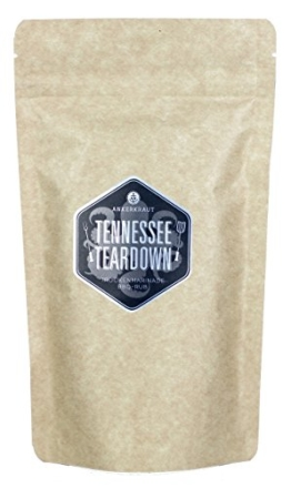 "Memphis BBQ Rub ""Tennessee Teardown"", 250gr -"