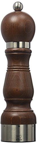 Peugeot 20422 Chateauneuf Salzmühle Holz, 6,2 x 6,2 x 23 cm, kirsche -