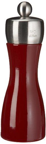 Peugeot 20569 Salzmühle Fidji rot lackiert, 15 cm -
