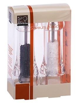 Peugeot 2/20101888 Pfeffer- und Salzmühlenset, Toul Duo, 16 cm -