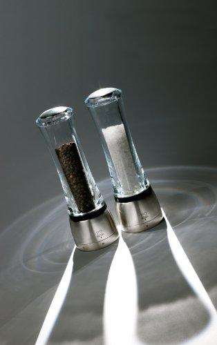 Peugeot Daman u Select Salzmühle 21 cm Edelstahl/ Acryl 25458 -