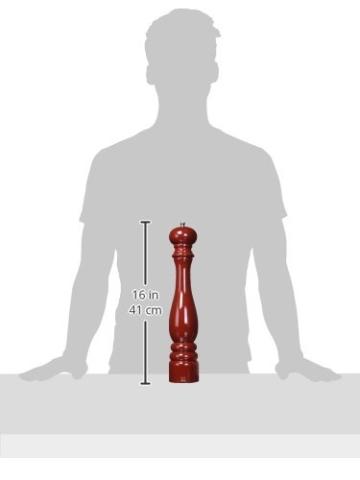 Peugeot Pfeffermühle Paris rot, 40 cm -