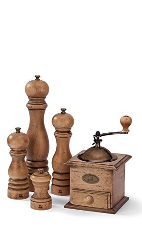 Peugeot Set PARIS Antique Pfeffermühle + Salzmühle 18 cm -