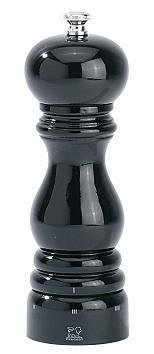 Peugeot Set Paris Pfeffermühle + Salzmühle uselect schwarz/rot 18 cm -
