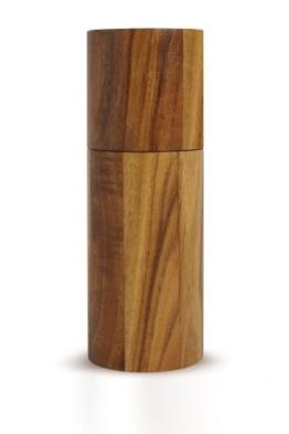 Pfeffer- Oder Salzmühle Acacia Klein, Ceramic Mahlwerk Ceracut®, Akazienholz, D: 5 Cm, H: 14 Cm -