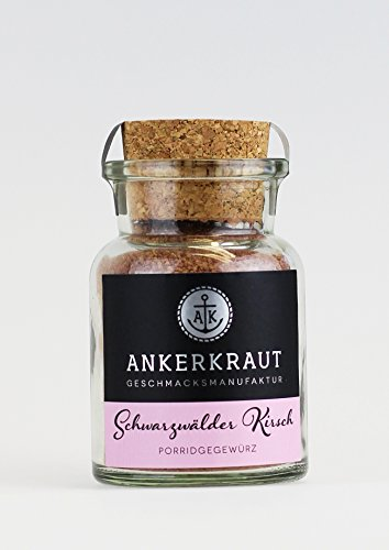 Schwarzwälder Kirsch – Porridgegewürz -