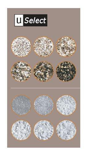Set Peugeot Paris Pfeffermühle und Salzmühle u-select schwarz/weiß 22 cm -