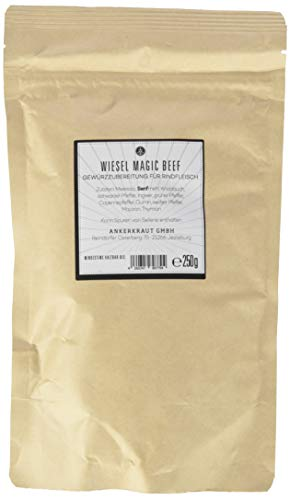 Wiesel Magic Beef, BBQ Rub -