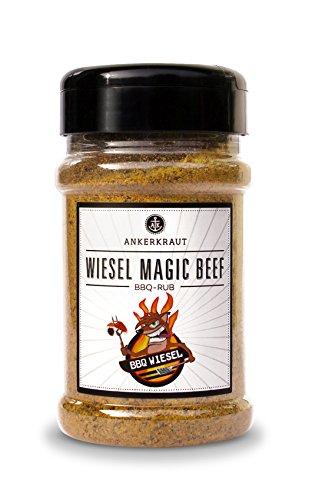 Wiesel Magic Beef, BBQ Rub im Streuer -