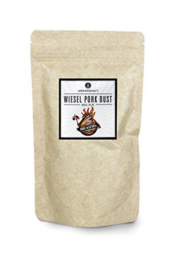 Wiesel Pork Dust, BBQ Rub -