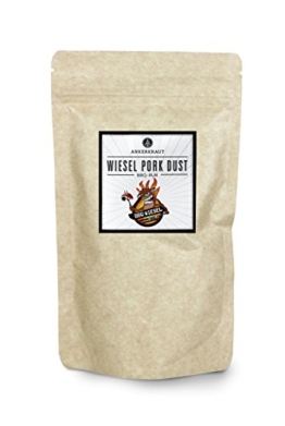 Wiesel Pork Dust, BBQ Rub -