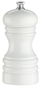 Zassenhaus 020403 Salzmühle Berlin 12 cm weiß glänzend -