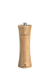 Zassenhaus 23244 Salzmühle, Holz, Braun, 5 x 5 x 18 cm -