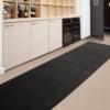 Floori Küchenläufer - 9 Größen wählbar - 100x250cm, braun -