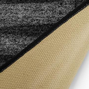 k chenl ufer teppich br cke teppichl ufer veneto 80 cm breit anthrazit grau marke ta bo. Black Bedroom Furniture Sets. Home Design Ideas