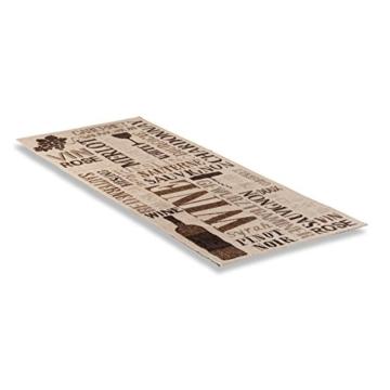 ROLLER Küchenläufer OSLO - beige - 80x200 cm -