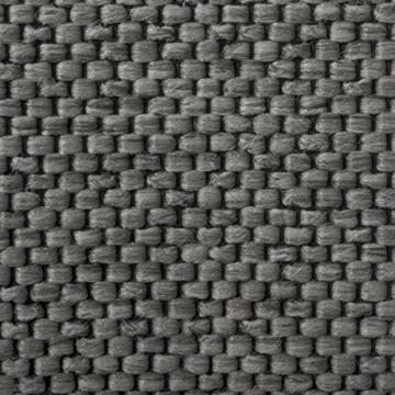 Teppich / Läufer Sabang | anthrazit, Sisaloptik | Qualitätsprodukt aus Deutschland | GUT Siegel | kombinierbar mit Stufenmatten | viele Breiten und Längen (100x250 cm) Küchenläufer Flurläufer Teppichläufer -
