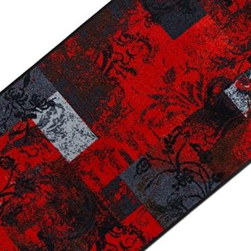 Teppich Läufer Modern teppichläufer mit modernem design in brillianten farben