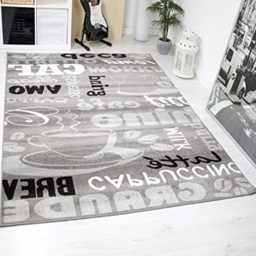 trendiger kaffee k chenl ufer k chenteppich verschiedene. Black Bedroom Furniture Sets. Home Design Ideas