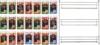 Ostmann Chrom-Gewürzregal gefüllt mit 21 Gewürzdosen, 1er Pack -