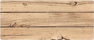 Akzente Wolf 92510 Küchenläufer Holz, 50 x 120 cm, mehrfarbig -