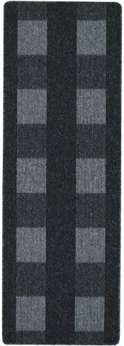 Andiamo 1100128 Teppich Dalia, 67 x 120 cm , grau -