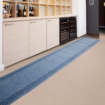 Floori Küchenläufer - 9 Größen wählbar - 66x180cm, steel -