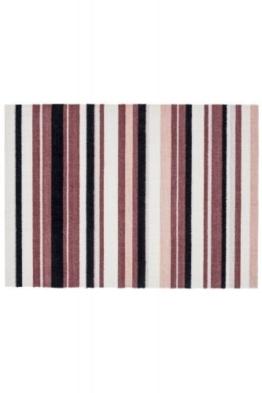 Küchenläufer Cardea Hungry Streifen braun 18 | 50x150 cm -
