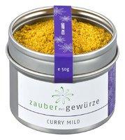 Zauber der Gewürze Curry - fruchtig mild, 50g -
