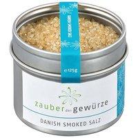 Zauber der Gewürze Danish Smoked Salz, 125g -