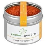 Zauber der Gewürze Piment d'Espelette, 65g -